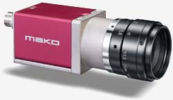 GigE Area scan camera Allied Vision Mako G-125B/C