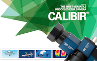 Teledyne Dalsa IR Thermal cameras product brochure