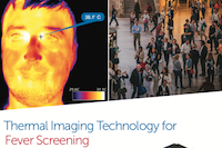 Technology for fever screening with Thermal Cameras