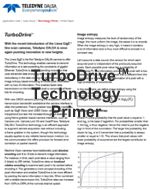TurboDrive Technology Primer - click to read
