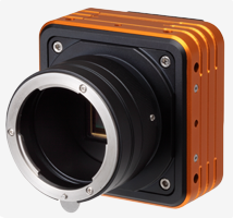 ISVI High Speed, High Resolution CoaXpress Industrial Cameras