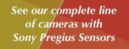 click to see our complete line of cameras with Sony Pregius sensors