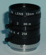 photo of the 1stVision LE-MV-1214HSS lens