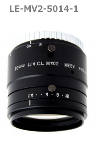 photo of the 1stVision LE-MV2-5014-1 lens