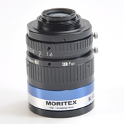 photo of the Moritex ML-U3518SR-18C lens