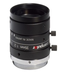 photo of the CBC M35xx-MPW2-R lens
