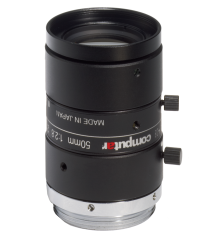 photo of the CBC M5028-MPW2 lens