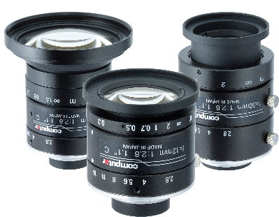 "Computar MPY 1.1"" 5MP Series Lenses"
