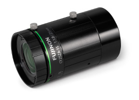 photo of the Fujinon CF25ZA-1S lens