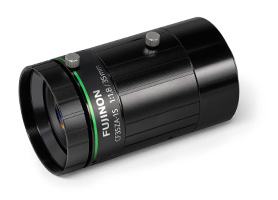 photo of the Fujinon CF35ZA-1S lens