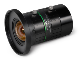 photo of the Fujinon CF8ZA-1S lens