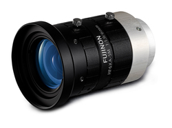 photo of the Fujinon HF6XA-5M lens