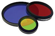 click for more information on MidWest Optics - MidOpt lens filters
