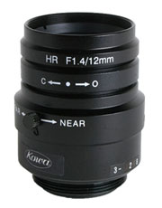 photo of the Kowa LM12JCM lens