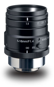 photo of the Kowa LM16HC-SWIR lens