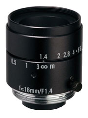 photo of the Kowa LM16JC lens