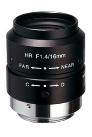 photo of the Kowa LM16JCM lens
