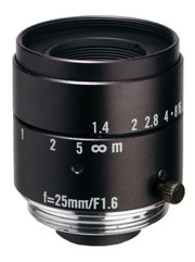 photo of the Kowa LM25JC lens