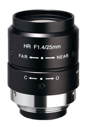 photo of the Kowa LM25JCM lens