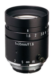 photo of the Kowa LM35JC lens