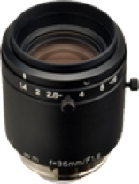 photo of the Kowa LM35JC5M2 lens