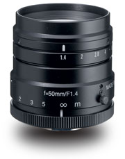 photo of the Kowa LM50HC lens