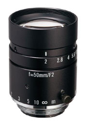 photo of the Kowa LM50JC lens