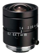 photo of the Kowa LM6JC lens
