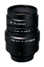 photo of the Kowa LM6NCM lens
