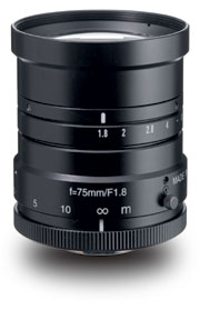 photo of the Kowa LM75HC lens