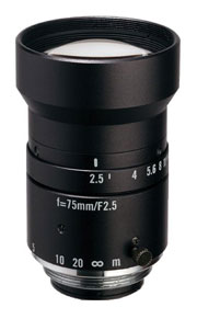 photo of the Kowa LM75JC lens