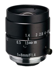 photo of the Kowa LM8JC lens
