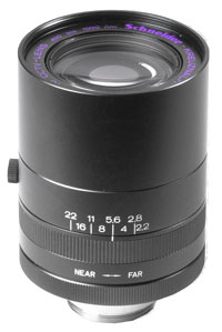 photo of the Schneider Optics 21-1000653 lens