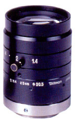 photo of the Tamron 23FM25SP lens