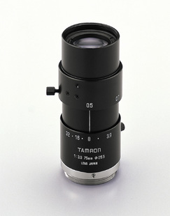 photo of the Tamron 23FM75-L lens