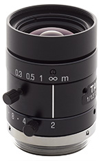 photo of the Tamron M112FM12 lens