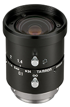 photo of the Tamron M118FM06 lens