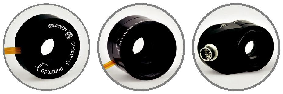 Optotune lenses