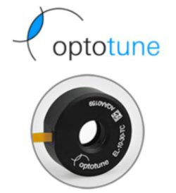 Optotune focus tunable lenses