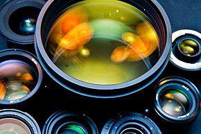 Image lens format