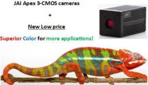 JAI Apex Series cameras