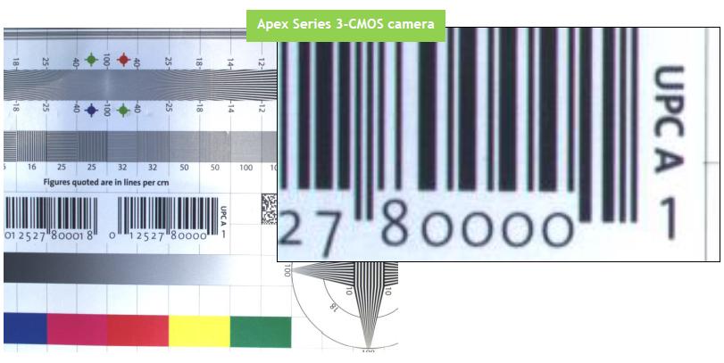 JAI Apex 3-CMOS
