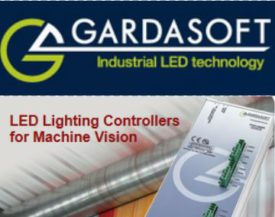 Gardasoft controller for machine vision