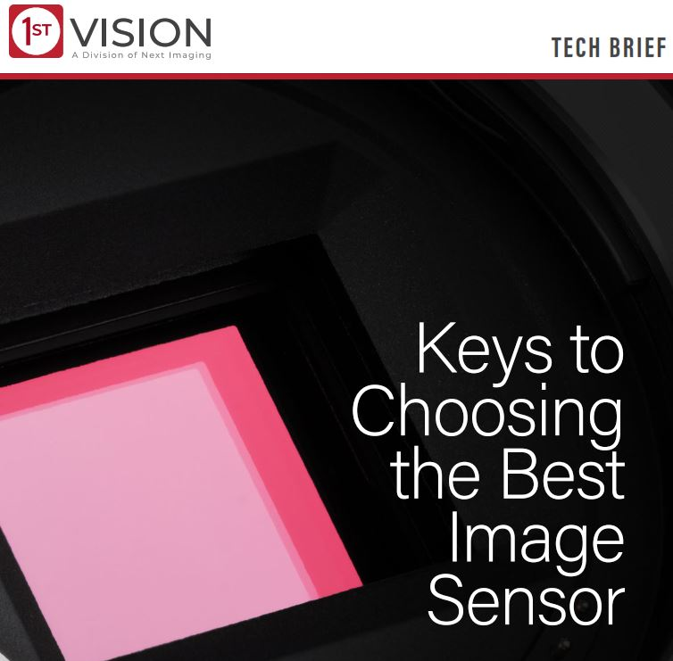 Download Tech Brief - Choosing the Best Image Sensor