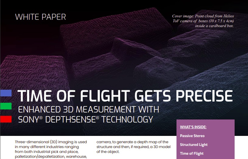 Time Of Flight Gets Precise: Whitepaper