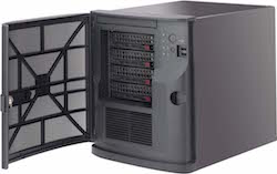 Supermicro superchassis mini